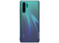 Husa TPU Nillkin Nature pentru Huawei P30 Pro, Gri, Blister