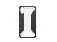 Husa TPU Baseus Michelin pentru Apple iPhone XR, Neagra, Blister WIAPIPH61-MK01
