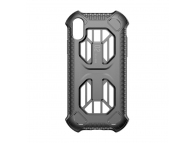 Husa Plastic Baseus Cold Front Cooling pentru Apple iPhone XR, Neagra, Blister WIAPIPH61-LF01