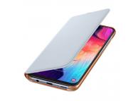 Husa Samsung Galaxy A50 A505 / Samsung Galaxy A50s A507 / Samsung Galaxy A30s A307, Wallet Cover, Alba EF-WA505PWEGWW