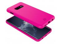Husa TPU Celly Shock pentru Samsung Galaxy S10e G970, Roz, Blister SHOCK892PK