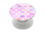 Suport Stand Adeziv Popsockets PopGrip pentru telefon Glitter Mermaid Blister