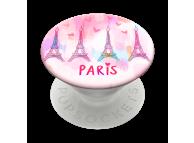Suport Stand Adeziv Popsockets PopGrip pentru telefon Paris Love Blister