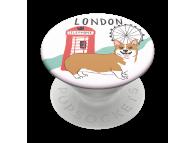 Suport Stand Adeziv Popsockets PopGrip pentru telefon London Blister