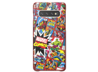 Husa Plastic Samsung Galaxy S10 G973, Marvel Comics, Portocalie, Blister GP-G973HIFGKWH