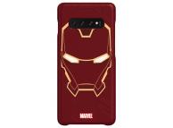 Husa Plastic Samsung Galaxy S10+ G975, Marvel Iron Man, Visinie, Blister GP-G975HIFGHWB