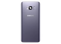 Capac Baterie Mov cu geam camera si senzor amprenta, Swap Samsung Galaxy S8+ G955