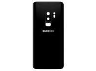 Capac Baterie Negru cu geam camera, Swap Samsung Galaxy S9+ G965