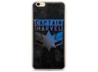 Husa TPU Marvel Captain Marvel 015 pentru Samsung Galaxy S9 G960, Neagra, Blister