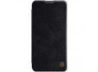 Husa Piele Nillkin Qin Book pentru Samsung Galaxy M10, Neagra, Blister