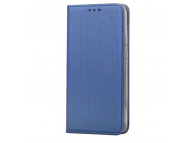 Husa Piele OEM Smart Magnet pentru Huawei P30 Pro, Bleumarin, Bulk
