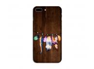 Husa TPU OEM Feathers pentru Samsung Galaxy A6 (2018) A600, Multicolor, Bulk