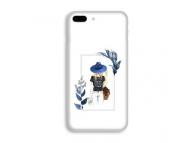 Husa TPU OEM Fashion 008 pentru Samsung J6 Plus (2018) J610, Multicolor, Bulk