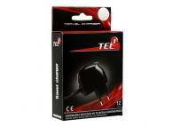 Incarcator Retea cu fir MiniUSB TEL1 1A, 1 X USB, Negru, Blister