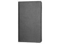 Husa Tableta Piele OEM cu suport rotativ pentru Samsung Galaxy Tab A 10.5 T590, Neagra, Bulk