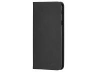 Husa Piele Forcell Silk pentru Samsung Galaxy S9 G960, Neagra, Blister