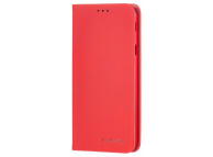 Husa Piele Forcell Silk pentru Samsung J6 Plus (2018) J610, Rosie, Blister