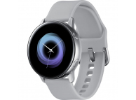 Ceas Bluetooth Samsung Galaxy Watch Active, Fitness, Argintiu, Blister Original SM-R500NZSAROM