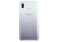 Husa Plastic Samsung Galaxy A40 A405, Gradation Cover, Neagra, Blister EF-AA405CBEGWW
