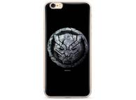 Husa TPU Marvel Black Panther 013 pentru Samsung Galaxy S9 G960, Neagra, Blister