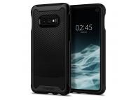 Husa TPU Spigen Hybrid NX pentru Samsung Galaxy S10e G970, Neagra, Blister 609CS25668