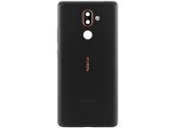Capac Baterie Negru Nokia 7 plus