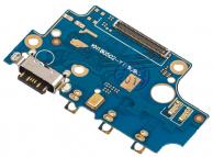 Placa Cu Conector Incarcare / Date - Microfon Nokia 8