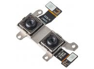 Camera Spate Dual Cu banda si Rama Xiaomi Mi A2 (Mi 6X)