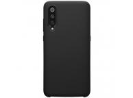 Husa TPU Nillkin Pure Silicone pentru Xiaomi Mi 9, Neagra, Blister