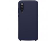 Husa TPU Nillkin Pure Silicone pentru Xiaomi Mi 9, Bleumarin, Blister