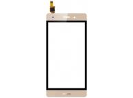Touchscreen Auriu Huawei P8 lite 2015