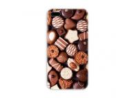 Husa TPU OEM Chocolate pentru Apple iPhone 6 / Apple iPhone 6s, Multicolor, Bulk