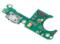 Placa Cu Conector Incarcare / Date - Microfon Nokia 3.1 Plus