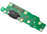 Placa Cu Conector Incarcare / Date - Microfon Nokia 6.1
