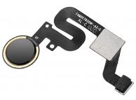 Senzor Amprenta Negru Cu banda Nokia 5.1 Plus