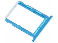 Suport SIM (SIM 1, SIM 2) Albastru Xiaomi Mi A2 (Mi 6X)