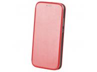 Husa Piele OEM Elegance pentru Samsung Galaxy A40 A405, Rosie, Bulk