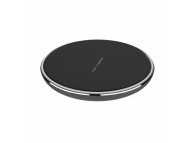 Incarcator Retea Wireless Xqisit, Quick Charge, 10 W, Negru, Blister