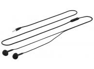 Handsfree Casti In-Ear Tellur Fly, Cu microfon, 3.5 mm, Negru, Blister TLL162142