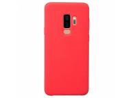 Husa TPU OEM Pure Silicone pentru Samsung Galaxy A30 A305 / Samsung Galaxy A20 A205, Rosie, Blister