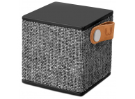 Difuzor Bluetooth Fresh'n Rebel Rockbox Cube, Gri, Blister