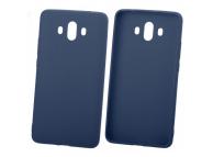Husa TPU OEM Candy pentru Samsung Galaxy A50 A505, Bleumarin, Bulk