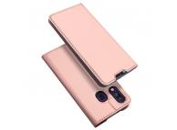 Husa Piele DUX DUCIS Skin pentru Samsung Galaxy A40 A405, Roz, Blister