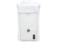 Husa TPU Baseus Universala Airbag Waterproof 19.7 x 10.5 cm pentru Telefon 6.5 inci, Alba, Blister