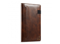 Husa Tableta Piele OEM Holder pentru Samsung Galaxy Tab A 10.5 T590 / Samsung Galaxy Tab A 10.5 T595, Maro, Bulk