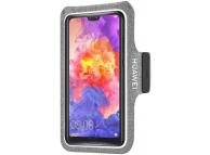 Husa Fitness Huawei AW19/CW19, Armband, Gri, Blister 55030258