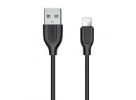 Cablu Date si Incarcare USB la Lightning Joyroom S-L352, 1 m, Negru, Blister