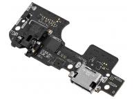 Placa Cu Conector Incarcare / Date - Conector audio - Microfon Asus Zenfone 3 Zoom ZE553KL