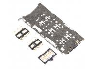 Modul Cititor SIM - Cititor Card Asus Zenfone 4 Max ZC520KL