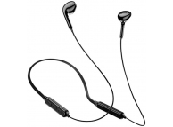 Handsfree Casti Bluetooth Totu Design EAUB-02, Sport Glory, Waterproof, Negru, Blister